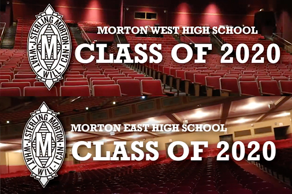 Congratulations Morton District 201 Class of 2020!