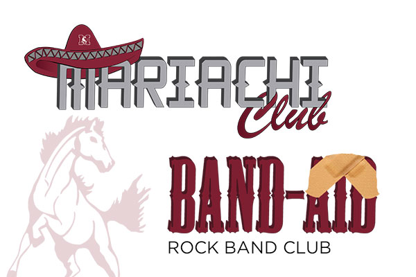 Mariachi Club and Rock Band Club